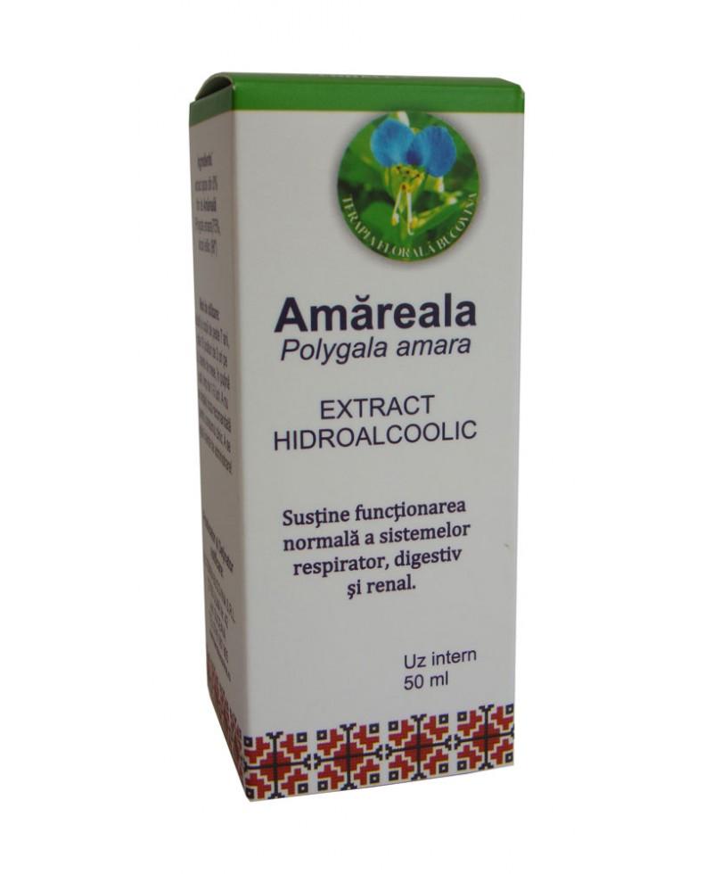 Extract Amăreală (Polygala amara)