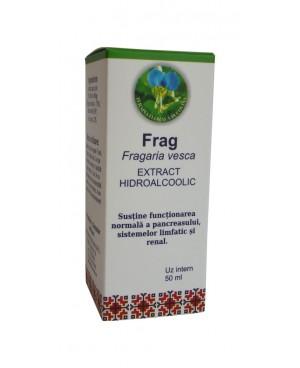 Extract Frag (Fragaria vesca)